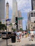 Небоскребы Чикаго впечатляют