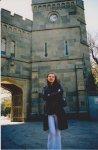 Воронцовский дворец, задний двор.