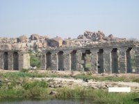 Руины в Хампи