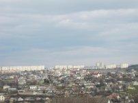Севастополь многоэтажный и одноэтажный
