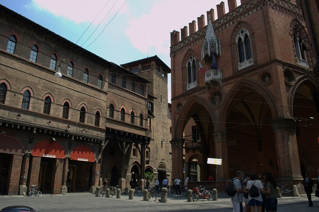 Accommodation in Bologna in Moscow Official Website