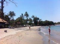 о. Ломбок, пляж Сенгиги