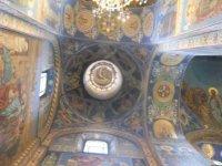 Купол с изображением Богоматери.
