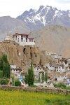 Монастырь, в котором мы жили