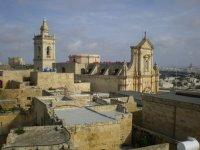 Собор Санта-Мария, видно что крыша плоская