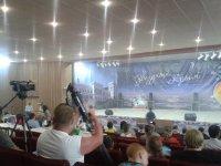 Фестиваль звезд детской эстрады в зале санатория Узбекистан