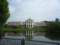 Лабораторный корпус Ботанического сада