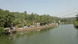 Вид на реку Бага