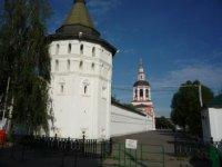 Стена Свято-Данилова монастыря.
