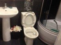 """Невероятная """"чистота"""" туалетов"""