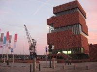 музей современного искусства, Антверпен
