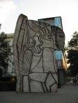 современное искусство на улицах города