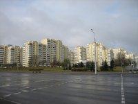 квартал напротив отеля (из нашего окна квартал слева)