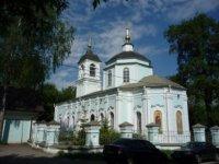 Церковь Казанской иконы Божьей Матери.