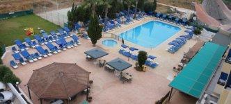 Вид из номера отеля
