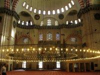 Мечеть внутри