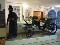 Часть экспозиции о истории города.