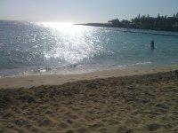 пляж Протараса в 6 утра