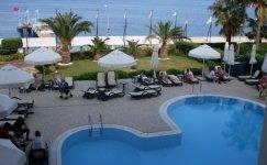 Море, отель
