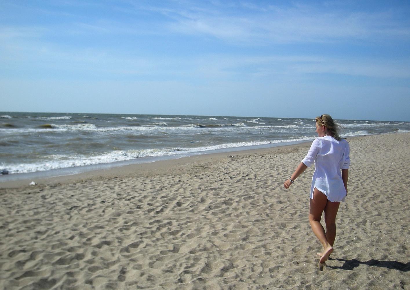 Отличные пляжи (2-й спуск)