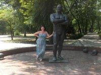 Памятник И. Поддубному