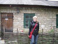 Возле дома-музея Лермонтова