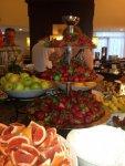 Изобилие фруктов