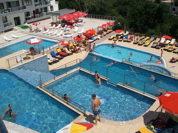Каскад бассейнов
