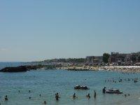 Пляж в Равде