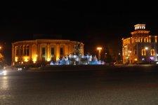 Фонтан на площади Д.Агмашенебели