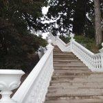 Парадная лестница к Дворцу