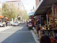 Улица Назарета с базарчиком