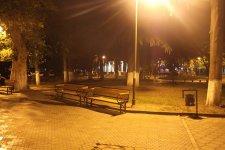 Сквер недалеко от центральной площади