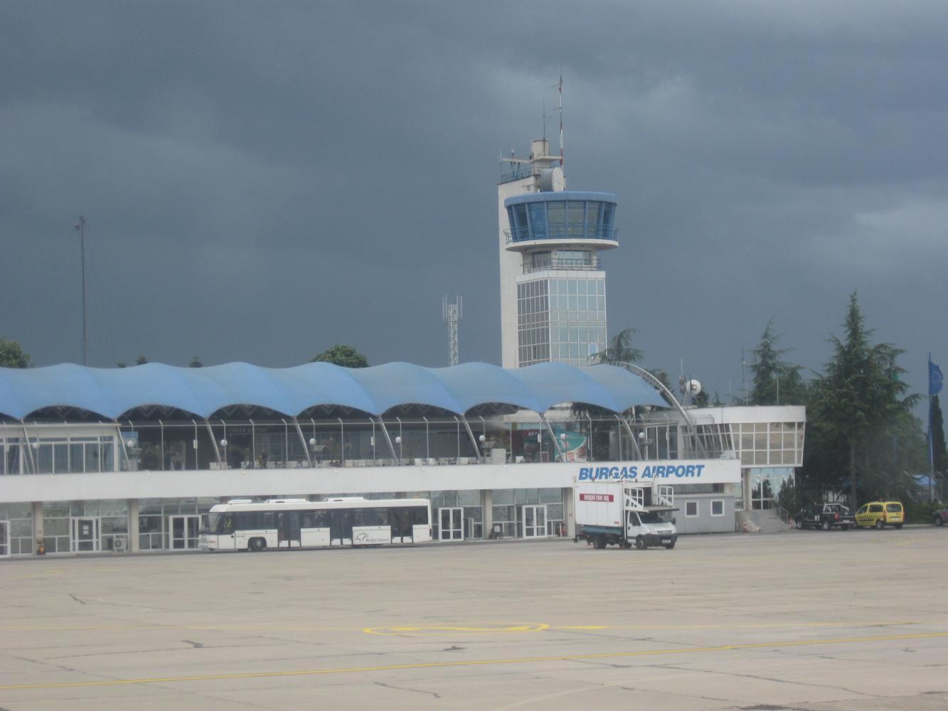 схема терминала 2 варна аэропорт