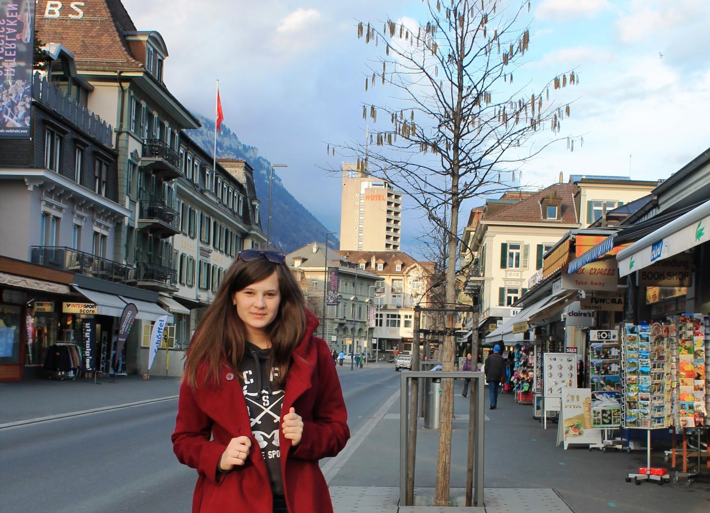 Погода в городах Швейцарии фото