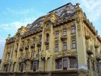 здание гостиницы Московская