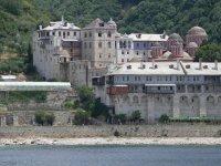 Один из действующих монастырей полуострова