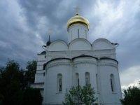 Красота храма святых страстотерпцев