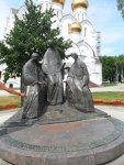Памятник Троице