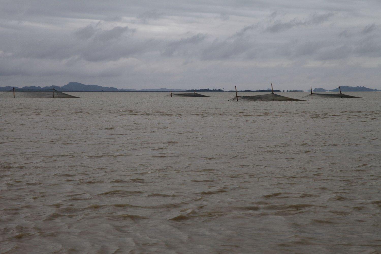 Ситве- устье реки Каладан