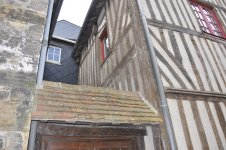 средневековые дома