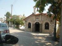 Придорожная церковь Св.Николая в Калифее (Халкидики, Кассандра)