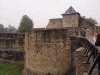 Крепость в Сучаве