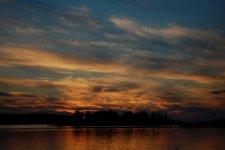 Чудные Карельские закаты