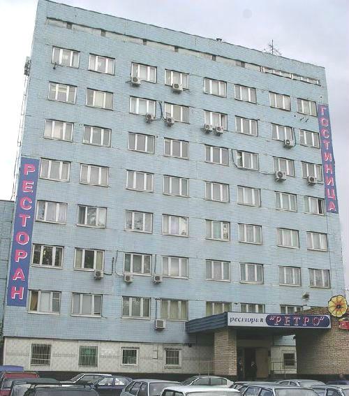 """""""Лианозовский"""" офисно-гостиничный комплекс"""