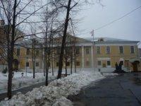 Здание музея имени Н.К. Рериха. Господский дом усадьбы Лопухиных в Москве.