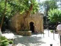Вход в дом Девы Марии.