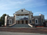 Фасад театра.
