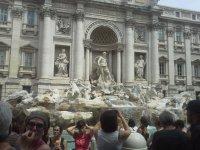 Общий вид фонтана