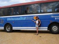 Автобус в Матанзас